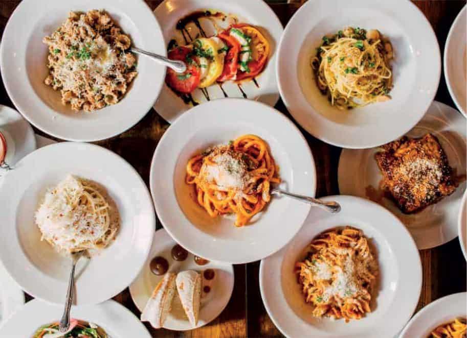 Due Italian Pasta Restaurant Always Al Dente
