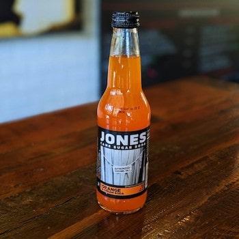 Jones Orange Cream Soda