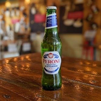 Birra Peroni Bottle